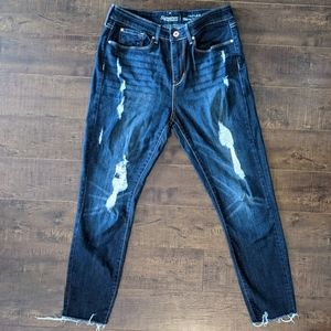Signature by Levi's High Rise Ankle Skinny size 10